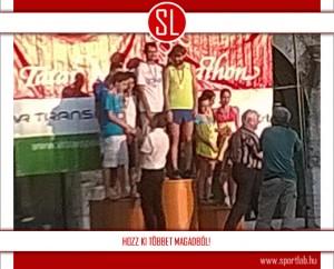 A győztes váltó, Szilágyi Tibor, SL Elite Trainer vezetésével
